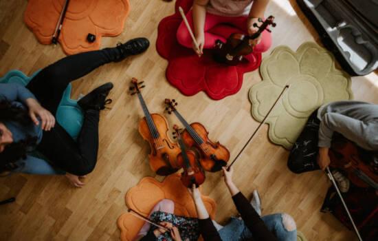 Dobrodošli v prečudovit EGO Lectin glasbeni svet